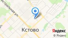 Магазин путешествий на карте