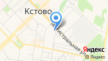 Централизованная клубная система Кстовского муниципального района на карте