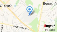 Кстовский трубный завод на карте
