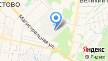 Максима-Лист на карте