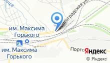 TopTread на карте