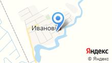 Почтовое отделение №187 на карте