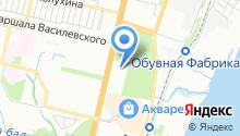 GoldPrint на карте