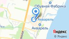 Grande на карте