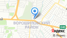 П-Сервис на карте