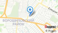 Bosh service на карте