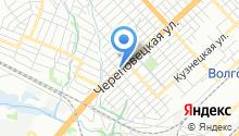 AquaWarm на карте