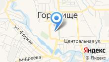 Коллегия адвокатов Городищенского района Волгоградской области на карте