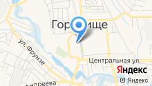 Газпром межрегионгаз Волгоград на карте