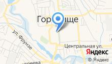Городищенский районный суд Волгоградской области на карте