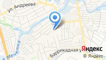 Городищенская средняя общеобразовательная школа №3 с углубленным изучением отдельных предметов на карте