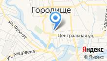 Межрайонная инспекция Федеральной налоговой службы России №5 по Волгоградской области на карте