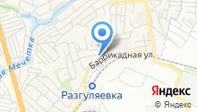 Центр культурного, спортивного и библиотечного обслуживания населения Городищенского городского поселения на карте