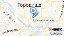 Адвокатский кабинет Костикова В.М. на карте