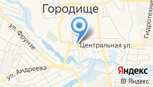Администрация Песковатского сельского поселения на карте