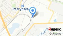 Milliondetaley на карте