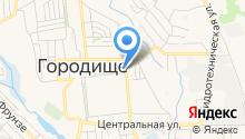 Управление Федеральной службы государственной регистрации, кадастра и картографии по Волгоградской области на карте