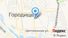 Геоцентр-34 на карте