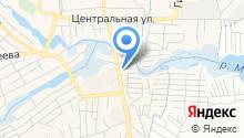 Городищенская районная ветеринарная станция по борьбе с болезнями животных на карте