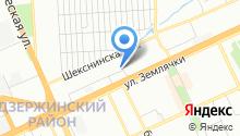Asprint на карте