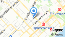 Gedemin Traders - представляющий брокер на карте