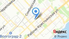 Яндекс.Такси на карте