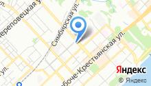 Hampton by Hilton Volgograd Profsoyuznaya на карте