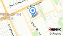 Нотариус Березуцкая О.А. на карте