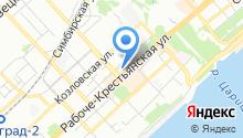 BadaBOOM на карте