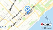 ARDI на карте