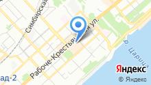 DRAGA на карте