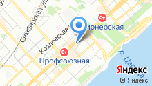 Delise на карте