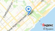 DELOCART на карте