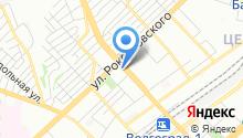 Волга ТЭК на карте