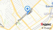 Apex Pro на карте