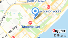 S7 Airlines на карте