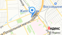 AutoKras на карте