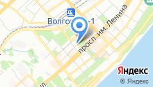 ARKA lounge на карте