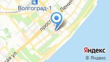 Правовой эксперт на карте