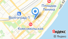 Воронка на карте