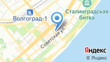 Русхимсеть-Волгоград, ЗАО на карте