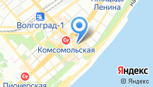 Новая Линия на карте