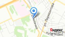 Волга-Раст на карте