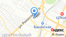 Decole центр дизайна на карте