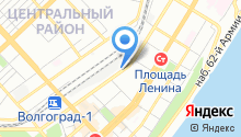 Бусинка на карте