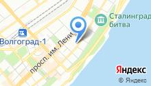 Нотариус Гладаренко О.А. на карте