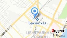 Distanz.ru на карте