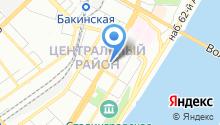 Волгоградская консерватория им. П.А. Серебрякова на карте