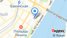 DISKUS на карте