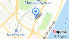 МДЦ на карте